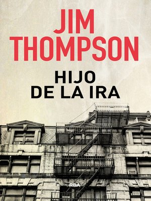 cover image of Hijo de la ira