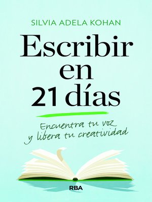 cover image of Escribir en 21 días