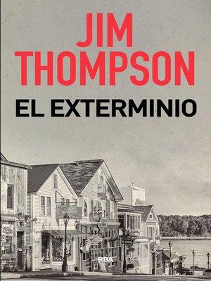 cover image of El exterminio