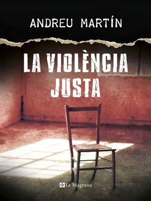 cover image of La violència justa