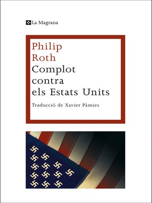 cover image of Complot contra els Estats Units