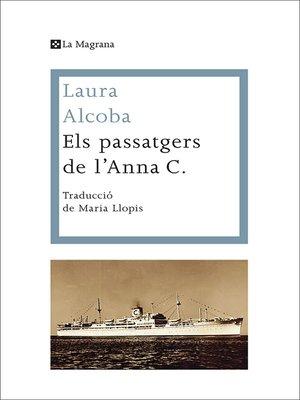 cover image of Els passatgers de l'Anna C.