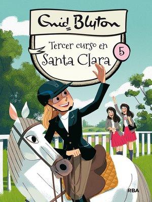 cover image of Tercer curso en Santa Clara