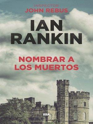 cover image of Nombrar a los muertos