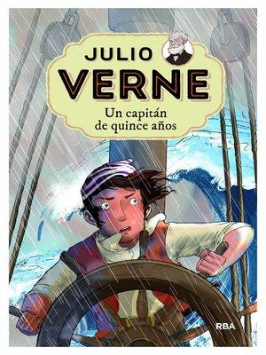 cover image of Un capitán de 15 años