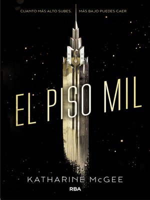 cover image of El piso mil