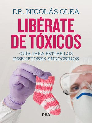 cover image of Libérate de tóxicos