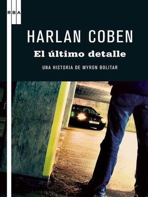 cover image of El último detalle