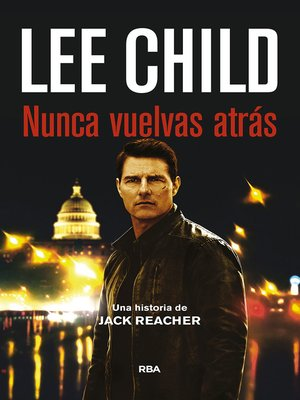cover image of Nunca vuelvas atrás