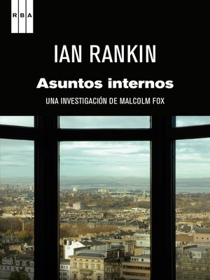 cover image of Asuntos internos