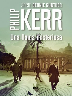 cover image of Una llama misteriosa