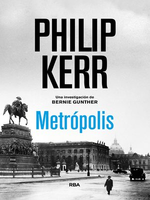 cover image of Metrópolis