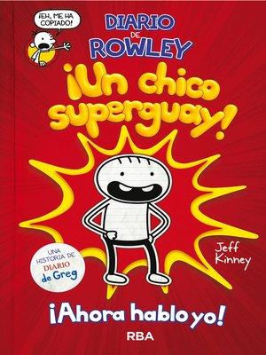cover image of Diario de Rowley#1. Un chico superguay