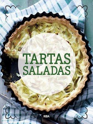cover image of Tartas saladas