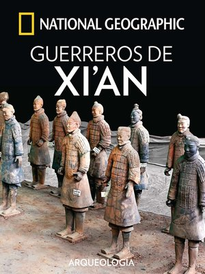 cover image of Guerreros de Xi'an