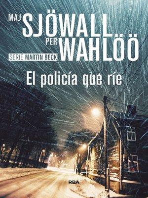 cover image of El policía que ríe