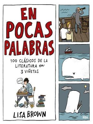 cover image of En pocas palabras