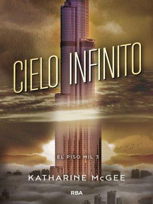 cover image of Cielo infinito