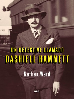 cover image of Un detective llamado Dashiell Hammet