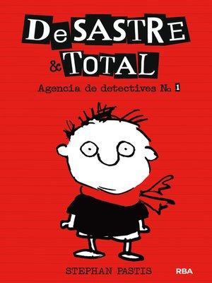 cover image of Agencia de detectives.