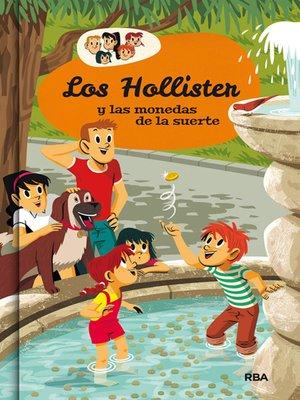 cover image of Los Hollister y las monedas de la suerte