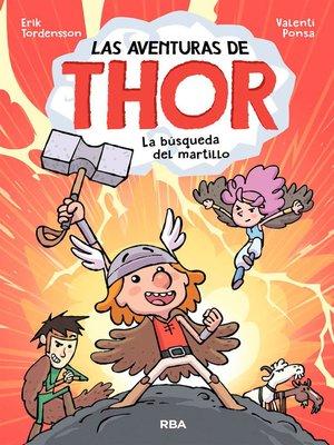 cover image of Las aventuras de Thor#1. La búsqueda del martillo