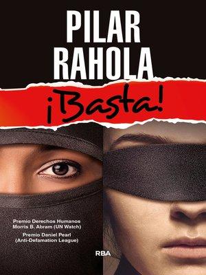 cover image of ¡Basta!
