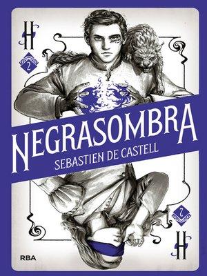 cover image of Negrasombra