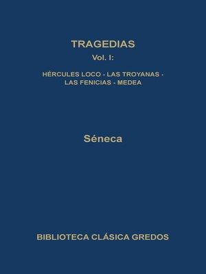 cover image of Tragedias I