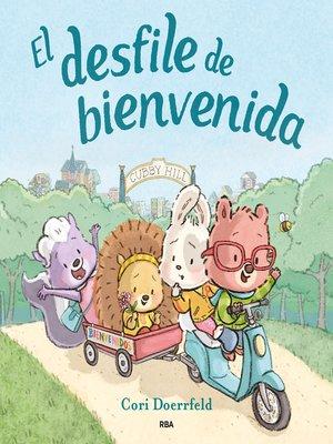 cover image of El desfile de bienvenida