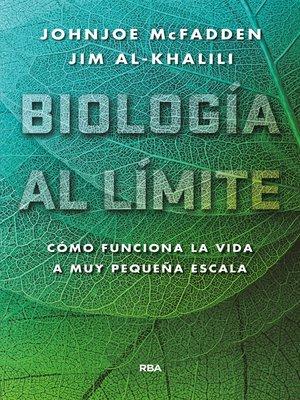 cover image of Biología al límite