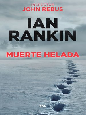 cover image of Muerte helada
