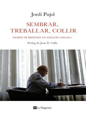 cover image of Sembrar, treballar, collir