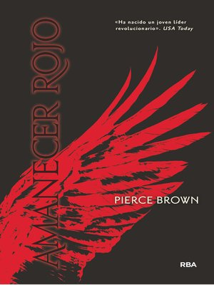 cover image of Amanecer rojo