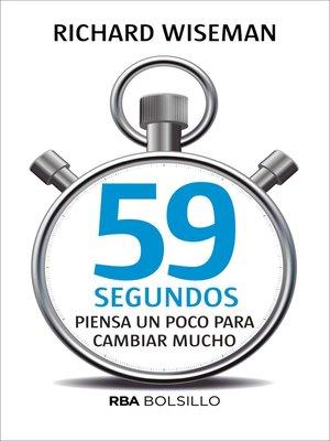 cover image of 59 segundos