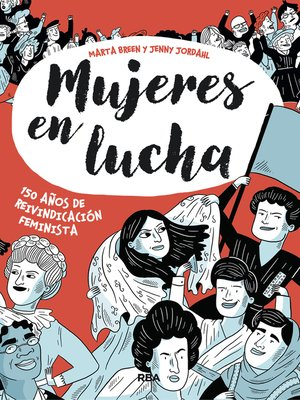 cover image of Mujeres en lucha