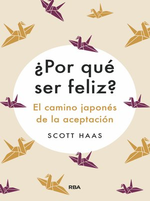 cover image of ¿Por qué ser feliz?