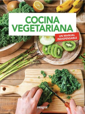 cover image of Cocina vegetariana