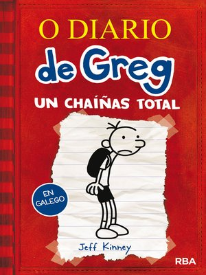 cover image of O diario de Greg #1. Un chaiñas total