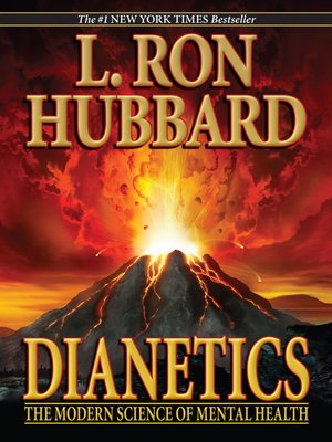 cover image of Dianetics