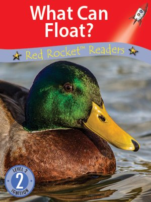 cover image of What Can Float?