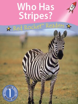cover image of Who Has Stripes?
