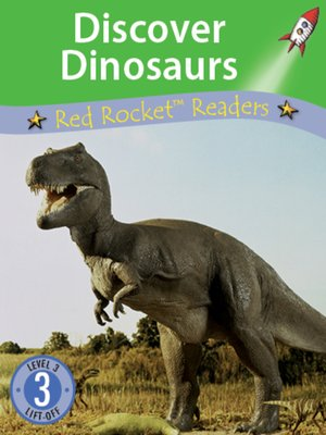 cover image of Discover Dinosaurs