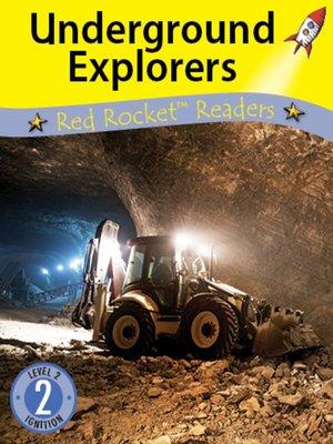 cover image of Underground Explorers