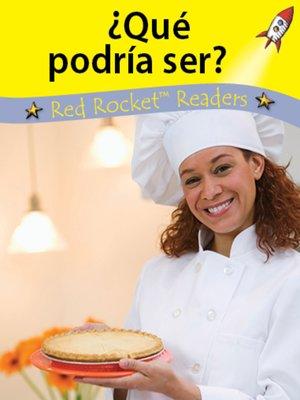 cover image of ¿Qué podría ser?
