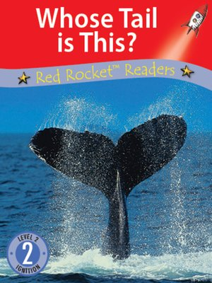 cover image of Whose Tail is This?