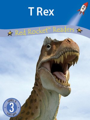 cover image of T Rex