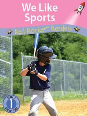 cover image of We Like Sports