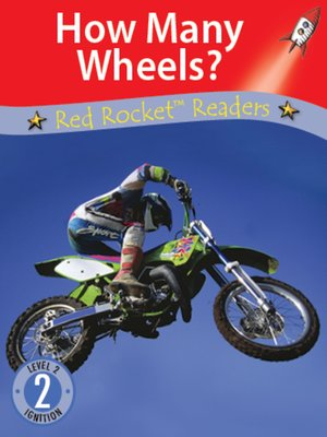 cover image of How Many Wheels?