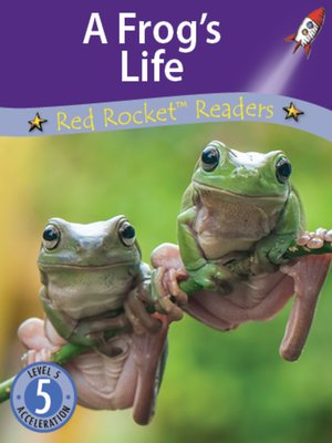 cover image of A Frog's Life